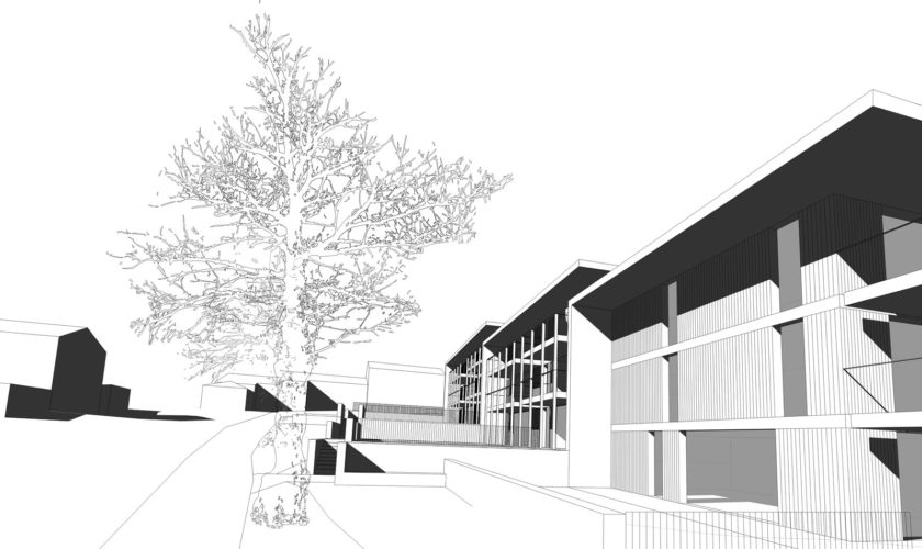 20 logements, label passivhaus