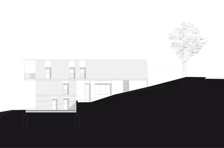 La Semblada, habitat groupé participatif